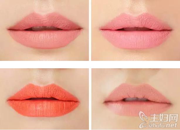 【口红颜色怎么挑选】口红颜色与肤色的搭配技巧